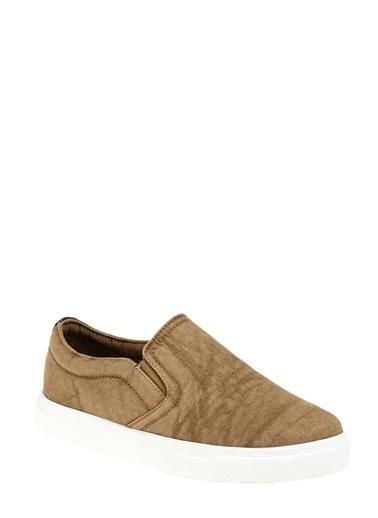 Divarese Ayakkabı Hardal